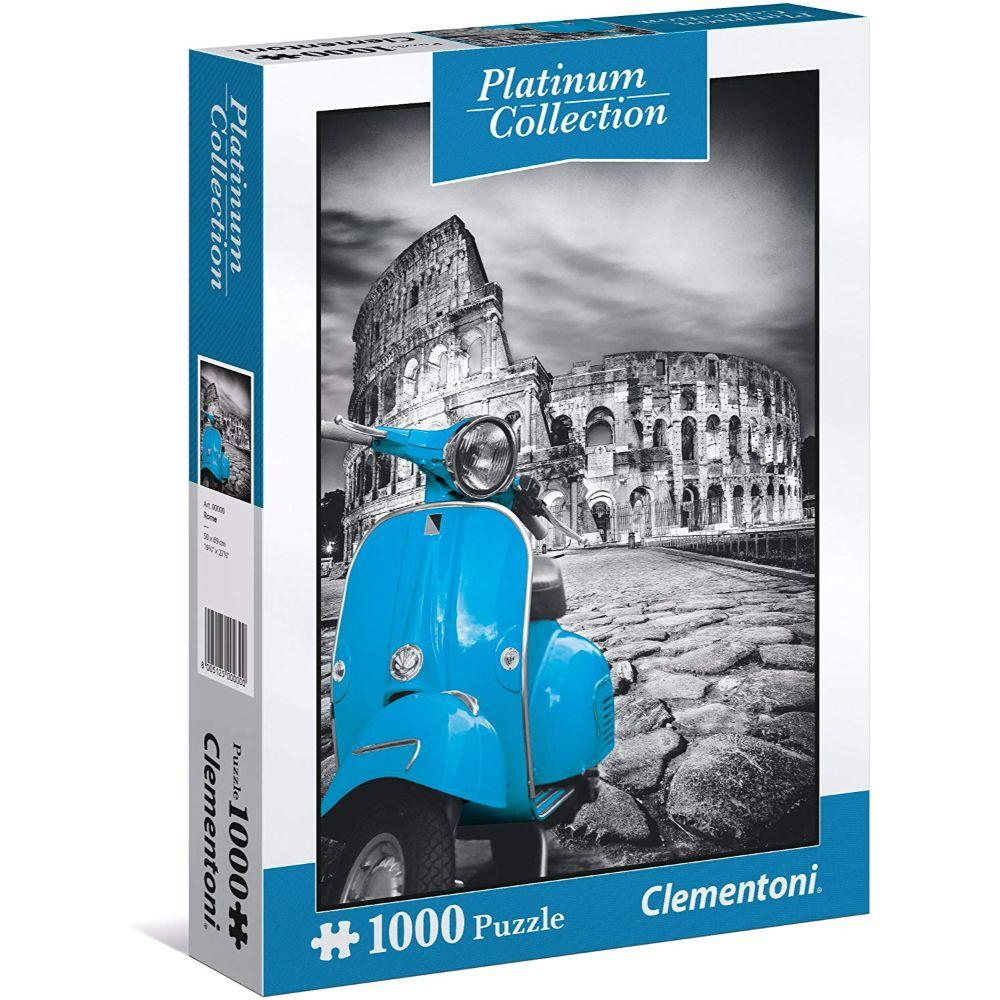Clementoni Platinum Collection Colosseum 1000 Pc  Image#1