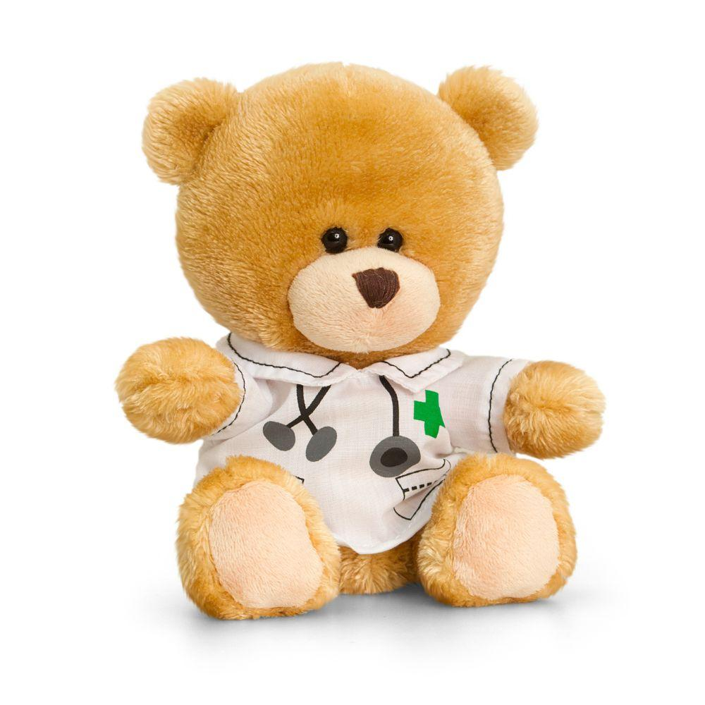 Keel Toys 14Cm Pipp The Bear Doctor  Image#1
