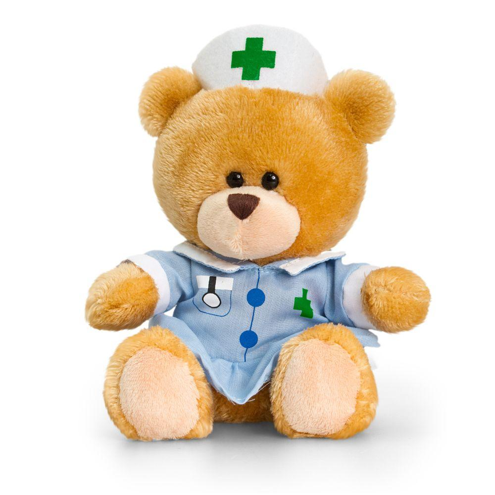 Keel Toys 14Cm Pipp The Bear Nurse