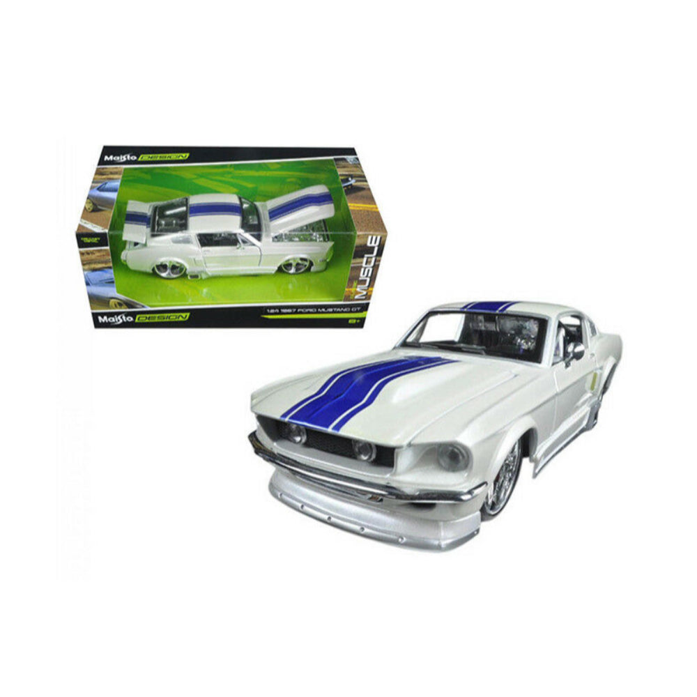 Maisto 1:24 Design Classic Muscleâ  Ford Mustang Gt