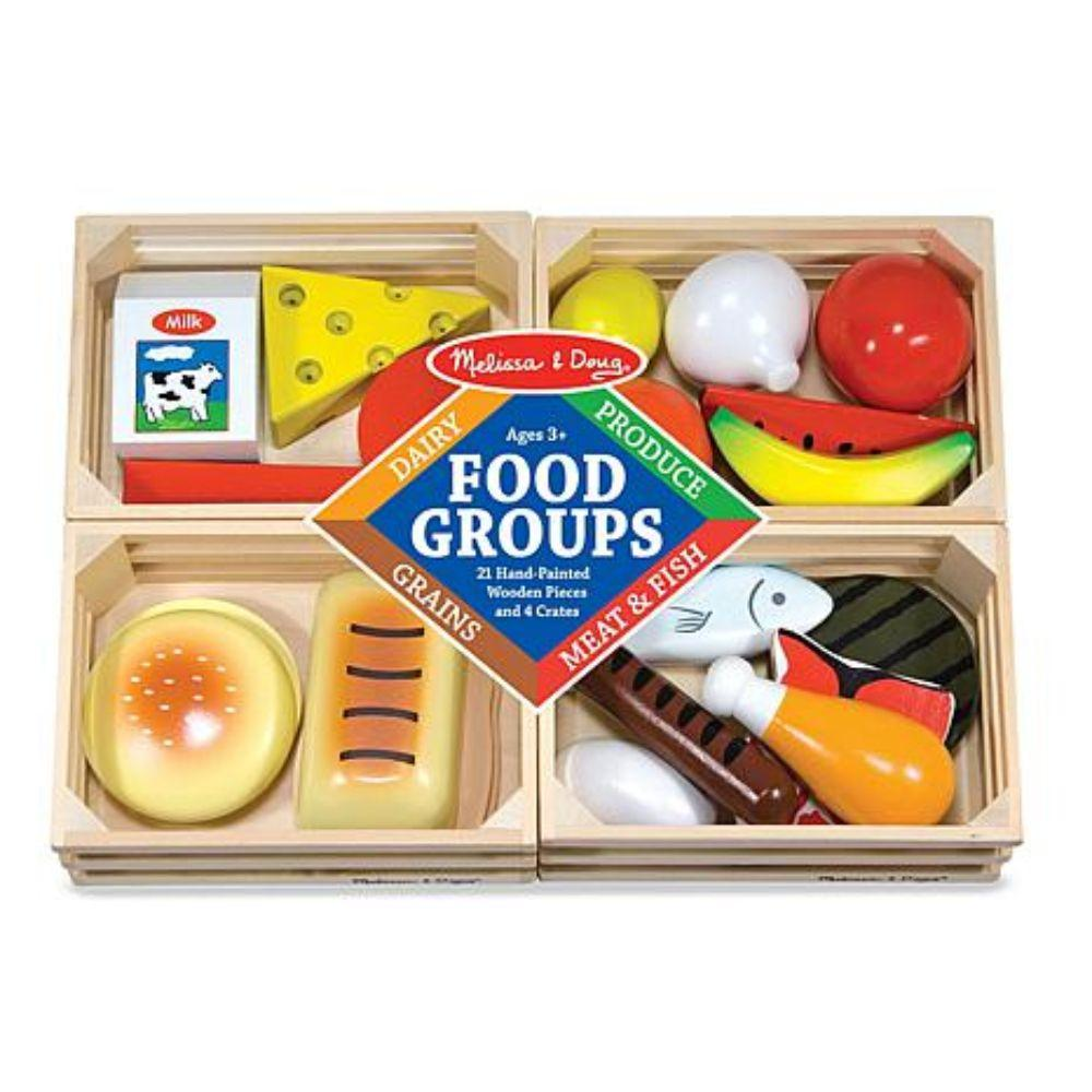 Melissa & Doug Food Groups  Image#1