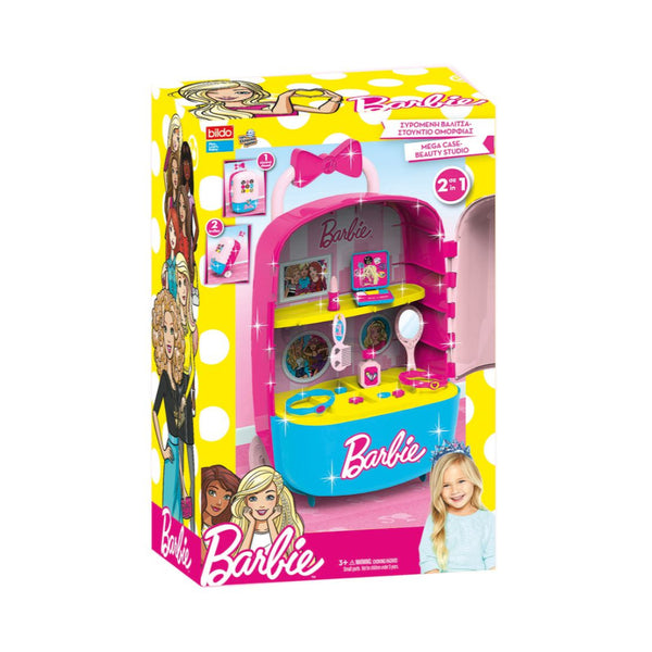 Barbie Case Beauty Set