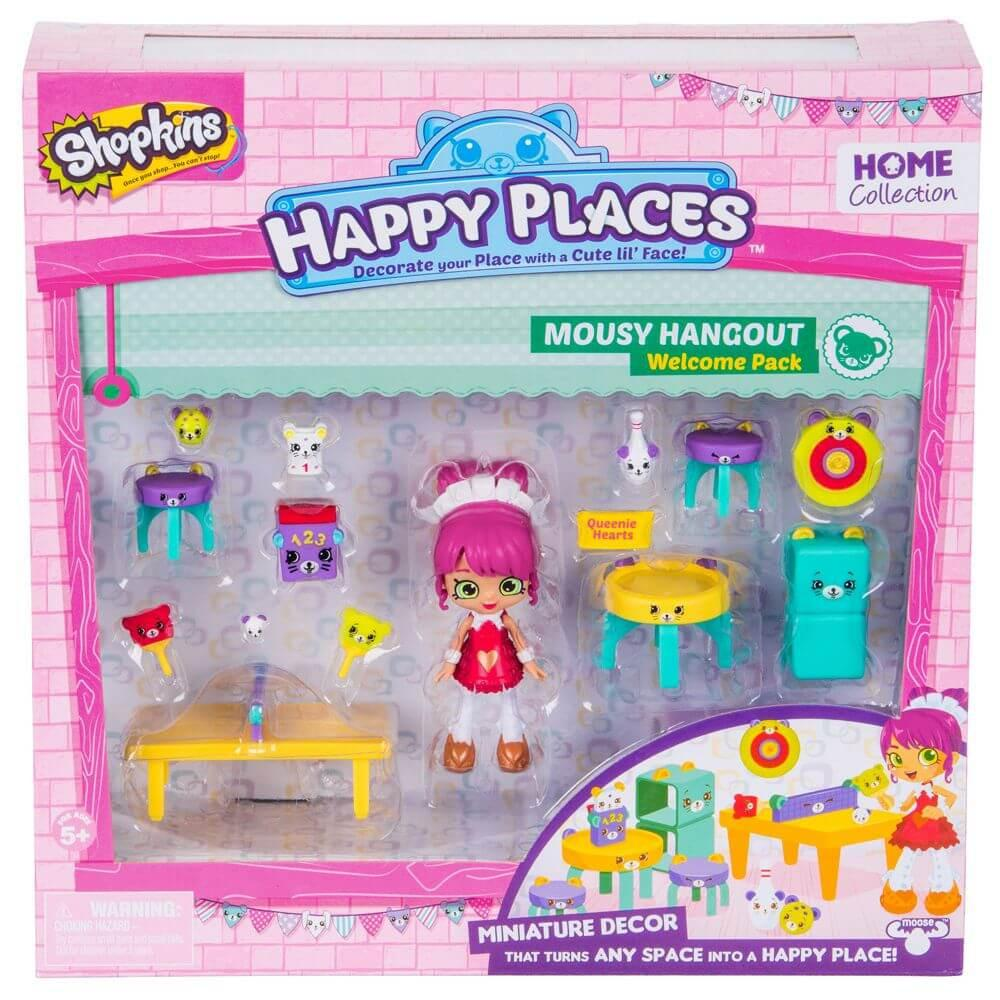 Shopkins Mousy Hangout