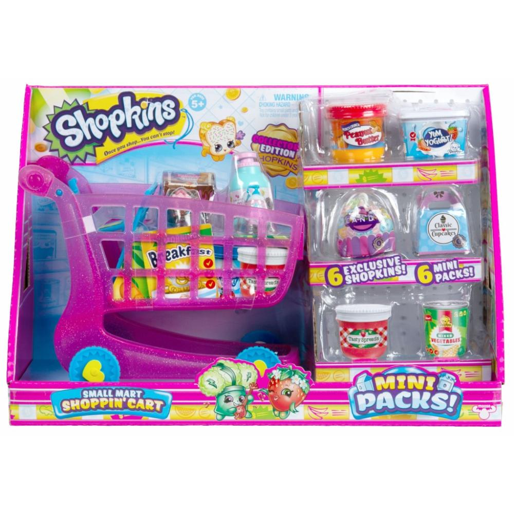 Shopkins Shoppin Cart
