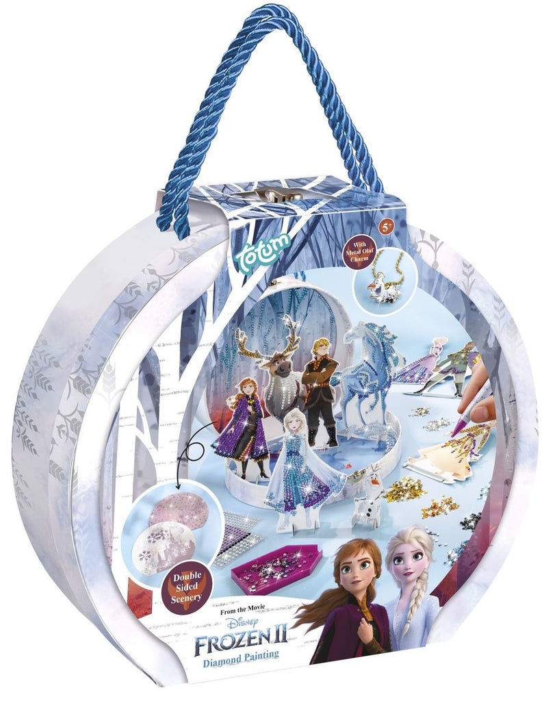 Frozen Disney Diamond Painting Studio