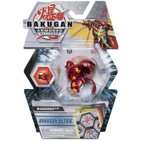 Bakugan Ultra Deluxe 1 Pack Assorted (Sold Separately Subject To Availability)