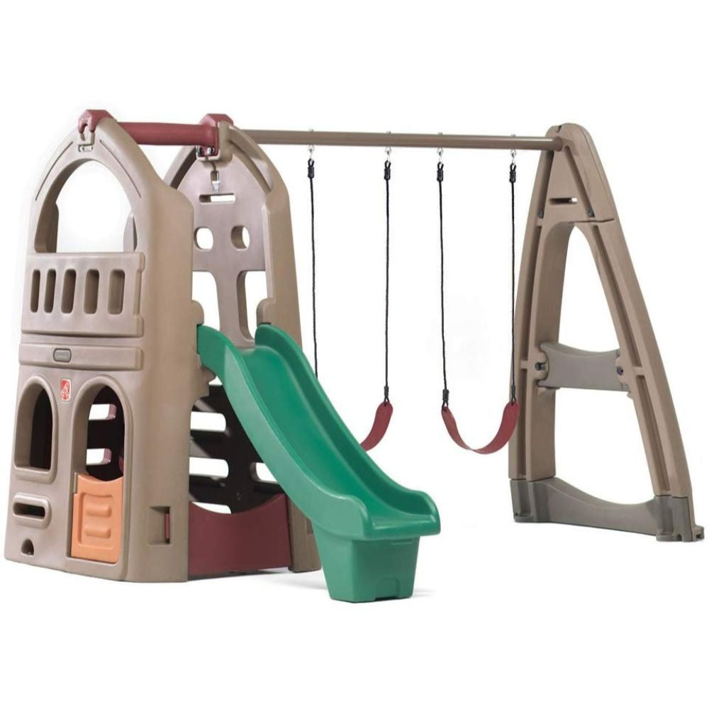 Step 2 Playhouse Climber&Swing Ext