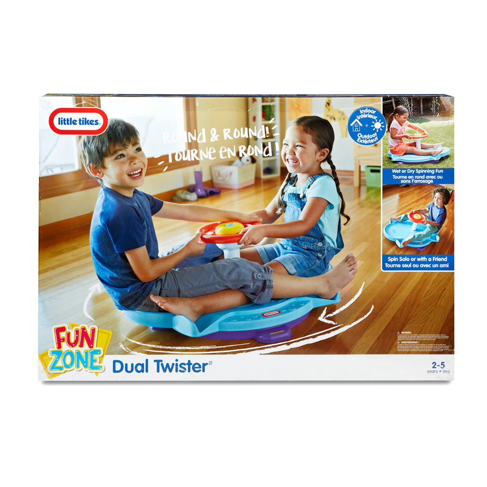 Little Tikes - Fun Zone Dual Twister  Image#1