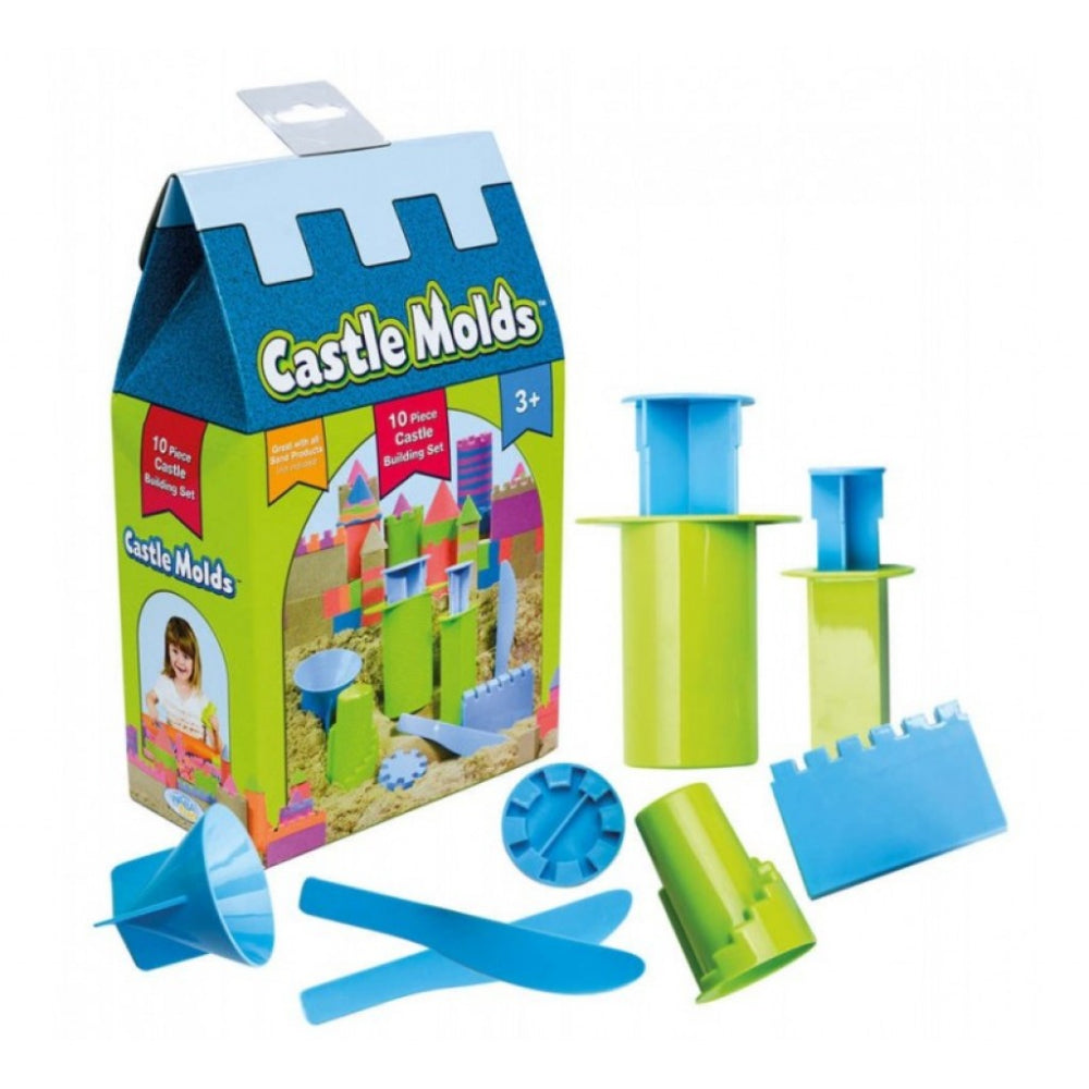 Mad Mattr Large Castle Molds