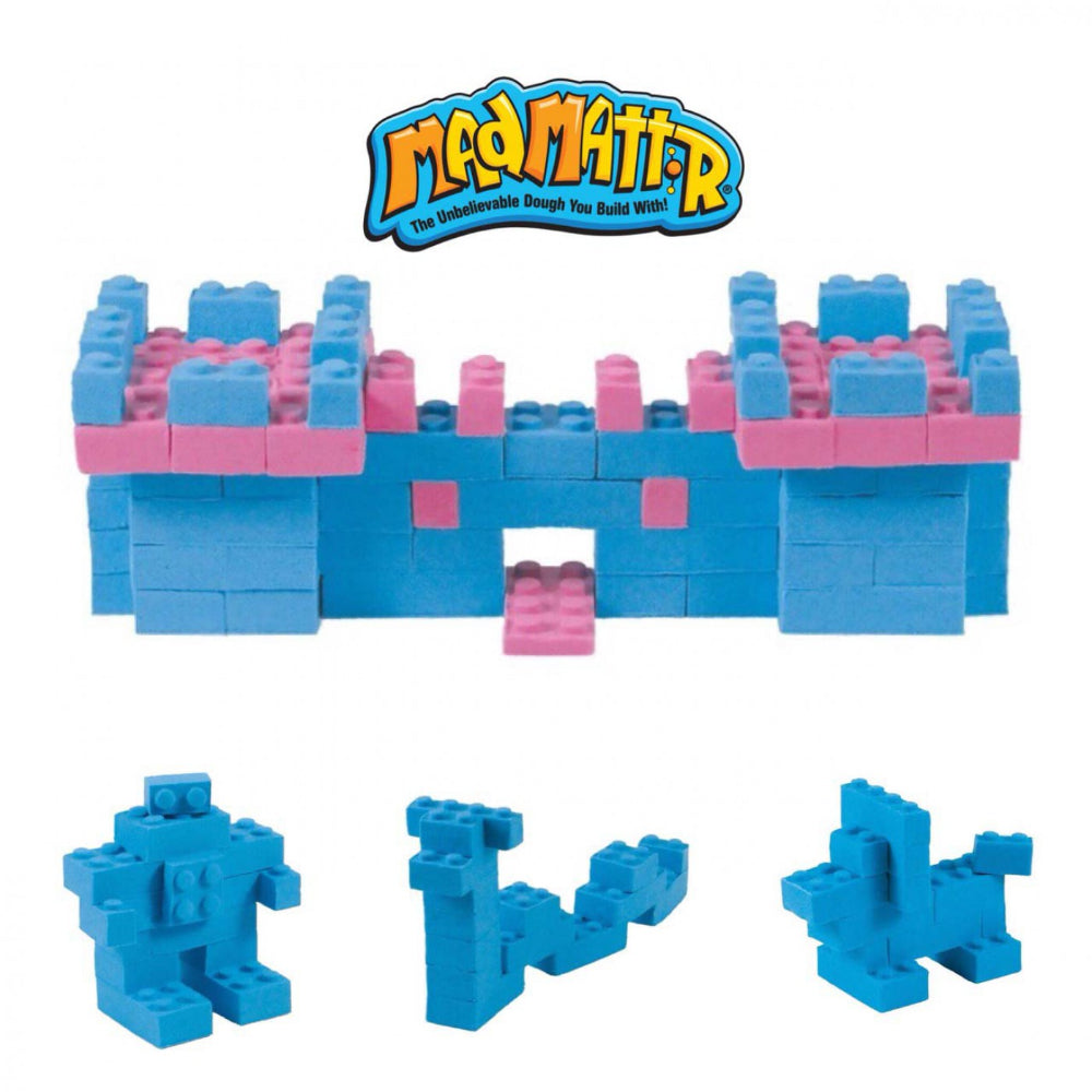 Mad Mattr Ultimate Brick Maker X6 Set