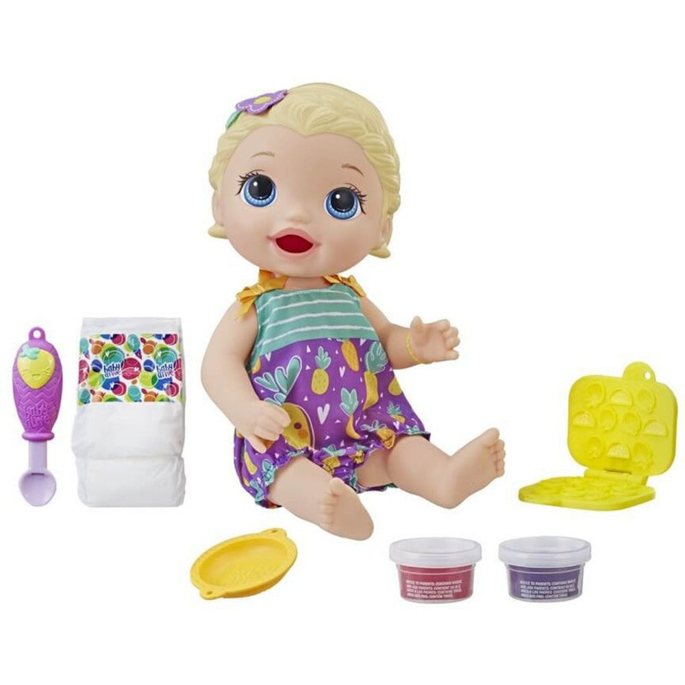 Baby Alive Snackin Lily Blonde  Image#1