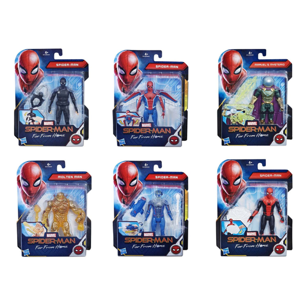 Spiderman Far From Home 6IN Figure Assorted  Image#1