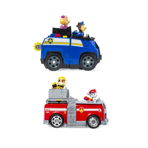 Paw Patrol Split Second Vehicles Asst (Sold Separately, Subject To Availability )
