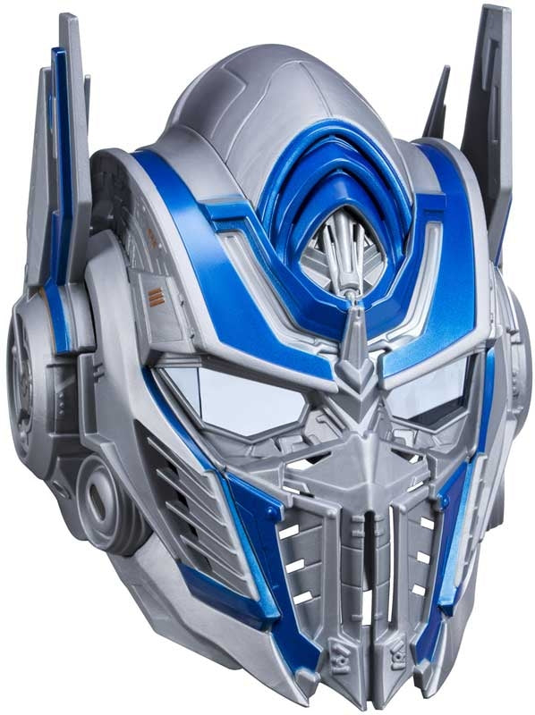 Transformers Mv5 1St Edition Voice Changer Helmet
