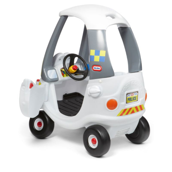Little Tikes - Police Response Cozy Coupe