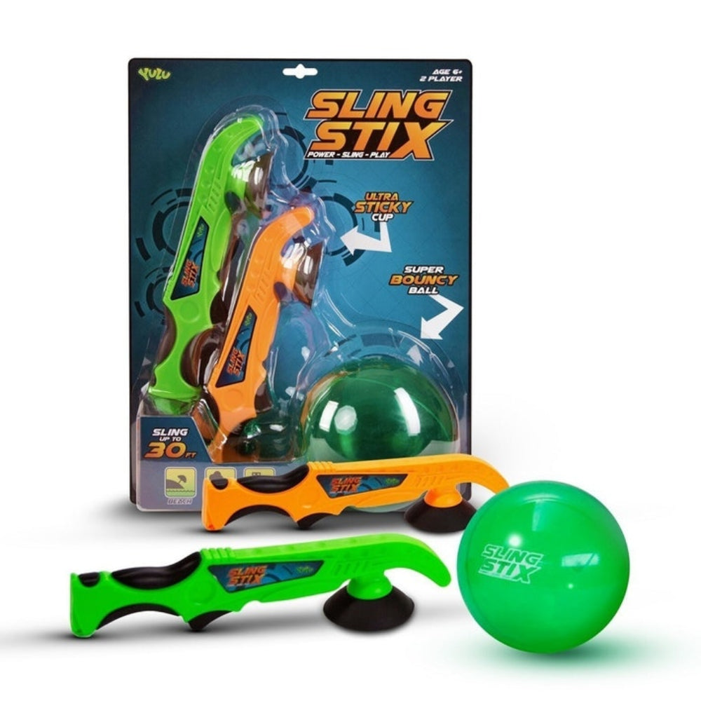 Yulu Sling Stix (2 Stix + 140 Mm Ball)