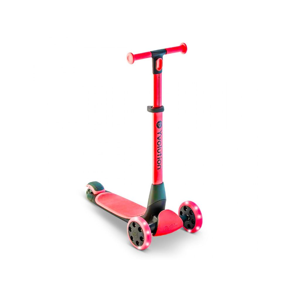 Y-Volution YGlider Nua Scooter Red