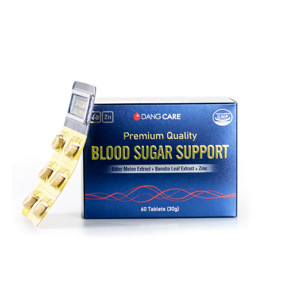 DangCare Blood Glucose Support - 60 Tablets