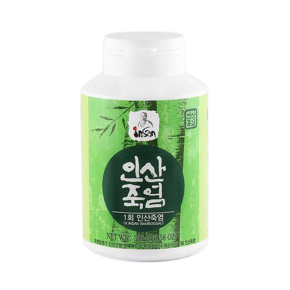 1x Bamboo Salt 300g (Powder)