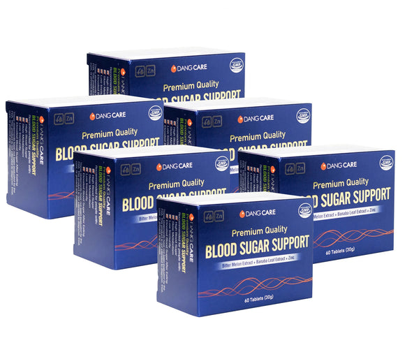 DangCare Blood Glucose Support - Special Bulk Sale!! 6 Boxes