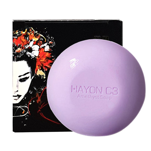 Hayon C3 Beauty Mystery Amethyst Soap 100g