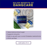 3 Boxes of DangCare Blood Glucose Support (60 Tablets)