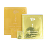 [1+1] 2 Boxes Premium Beauty Face Masks Pack of 6 with Ginseng & Silk Collagen