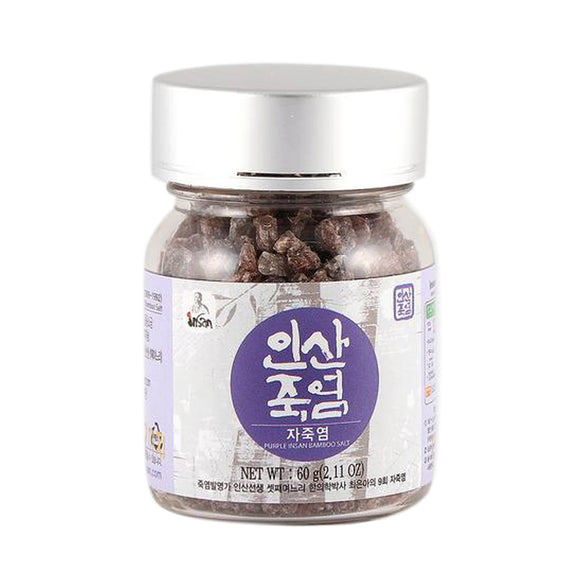 Purple Bamboo Salt 60g (Crystal)
