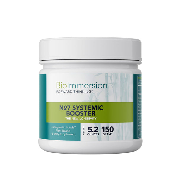 BioImmersion No. 7 Systemic Booster 150g