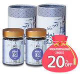 [New Year's Sale] 2 Boxes Purple Bamboo Salt 240g (Crystal)