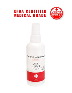 Nature Hand Touch Antiseptic Hand Sanitizer Spray Ethanol 83% 100ml
