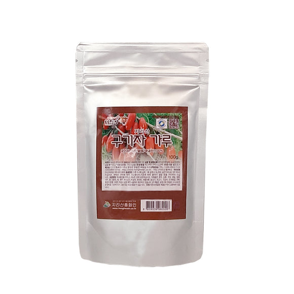 Jirisan Goji Berry Powder 100g