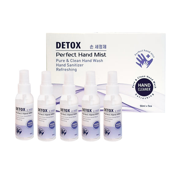 hand sanitizer detox perfect