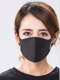 (10 pcs ) Reusable 3D Shape Celeb Mask