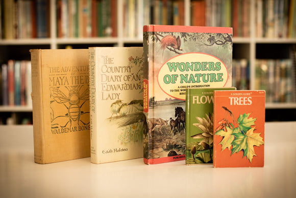 Nature and Animal Books