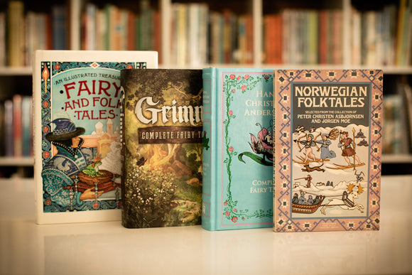 Folk and Fairy Tales Books