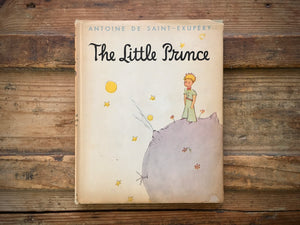 The Little Prince, Antoine De Saint-Exupery, 1st Edition/5th Printing, Reynal HC DJ