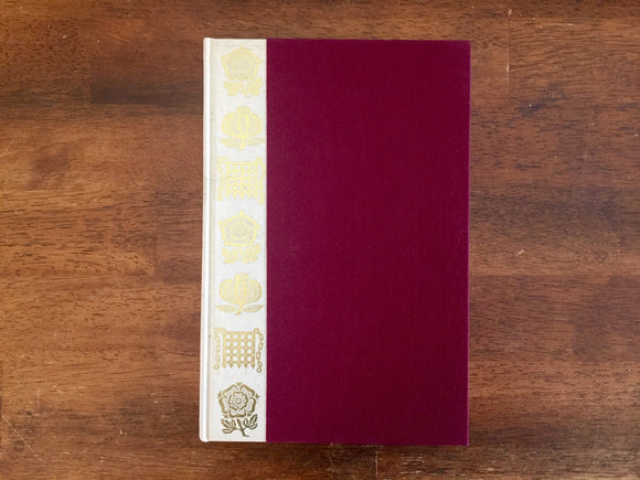 The Private Lives of the Tudor Monarchs selected and edited by Christopher Falkus, The Folio Society, Vintage 1975, Hardcover, Illustrated