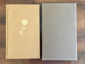 The Poems of Robert Browning, Illustrated with Wood Engravings by Peter Reddick, The Heritage Club, Vintage 1971, Hardcover Book in Slipcase