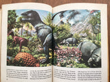 Prehistoric Animals: Dinosaurs and other Reptiles and Mammals, Golden Library of Knowledge