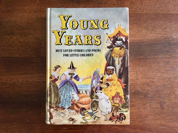 Young Years: Best Loved Stories and Poems for Little Children, Vintage 1940