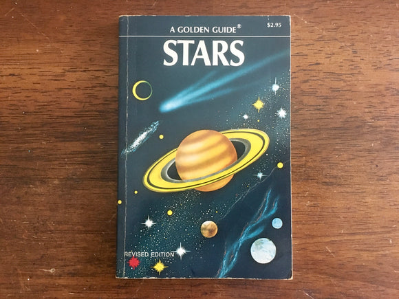 Stars, A Golden Guide, Vintage 1975, Golden Press, PB, Space, Astronomy