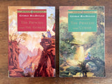 The Princess and the Goblin + The Princess and Curdie by George MacDonald, Illustrated