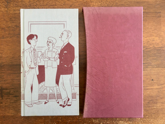 Diary of a Provincial Lady by E.M. Delafield, Vintage 1979, Folio Society