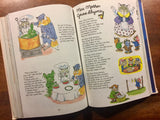 Richard Scarry's Best Story Book Ever, Hardcover Book, Vintage 1968, Illustrated