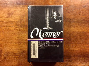 Flannery O'Connor: Collected Works, Vintage 1988, Hardcover Book with Dust Jacket in Mylar