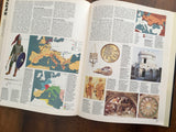 Illustrated Reference Book of Ancinet History & The Ages of Discovery, Vintage 1982