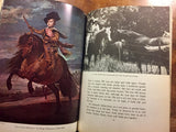 All About Horses by Marguerite Henry, Vintage 1967, Hardcover Book, Photo Illustrations