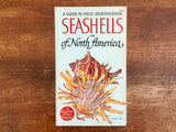 Seashells of North America: A Guide to Field Identification, A Golden Field Guide, Vintage 1968, Profusely Illustrated