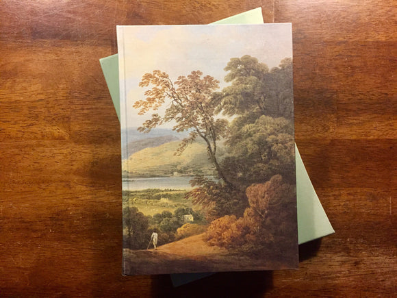 Coleridge: Among the Lakes & Mountains, Selected and Edited by Roger Hudson, The Folio Society, Hardcover Book, Illustrated